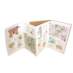 Creativity knows no boundaries with these Accordion Notebooks! Each book contains one sheet of high-quality paper folded into 48 pages to let ideas flow continuously. Each panel is perforated for easy removal while an elastic band keeps everything secure. Perfect for scrapbooking, project planning, drawings, and collages.