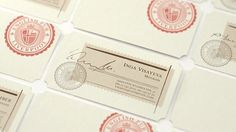 Graphic-ExchanGE - a selection of graphic projects #identity #seal #stamps