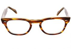 Preciosa Tortoiseshell Glasses | Selectism.com #fashion #glasses