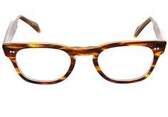 Preciosa Tortoiseshell Glasses | Selectism.com #fashion #glasses
