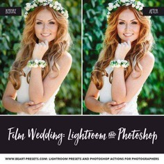 This package is the perfect choice for designers, bloggers, social media and photographers as well. #lightroompresets #photoshopactions #acrpresets #photoandtips #photoediting #photoretouch #photography #imageediting #photoshop #lightroom #filmweddingpresets #weddingpreset #weddingactions #wedding #weddingphotography
