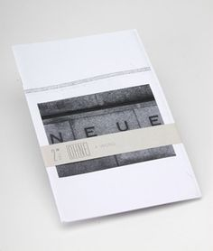 Studio Bormuth #design #book