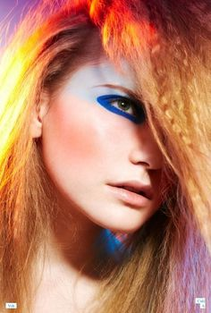 Airbrush | Volt Café | by Volt Magazine #design #graphic #volt #photography #art #fashion #layout #magazine #beauty