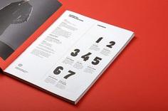 Rabona Magazine No.1 on Behance