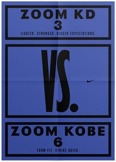 Hort - Kobe Nike poster