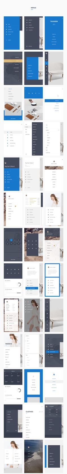 Thunder #UI Kit