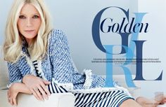 Gwyneth Paltrow by Max Abadian #fashion #photography #inspiration