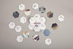 Style Catalog #thorbjoerngudnason #print #catalogue #photography #hexagon #style #typography