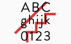 Bedow — Examples of Work — Identity, Askeroths #type #red #black