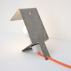 Minor Lamp — Oscar #steel #lighting #hacking