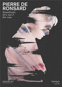 Theatre Poster Design #poster