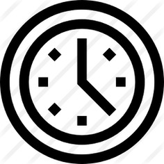 See more icon inspiration related to time, time and date, ui, Tools and utensils, wall clock, watch, interface, tool and clock on Flaticon.