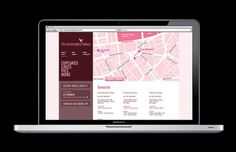 The Hummingbird Bakery – website & eCommerce design on Web Design Served #website #bakery