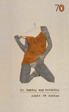 45 Beautifully Designed Book Covers // WellMedicated #jacket #print #design #alain #book #de #penguin #botton
