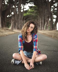 Beautiful Portrait Photography by Andrew Kinder
