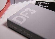 The Design Trilogy | Swiss Legacy #bold #minimal #black #grey