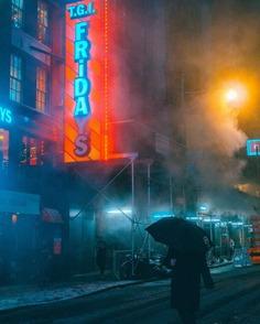 Cyberpunk and Futuristic Urban Photography by Antonio Jaggie