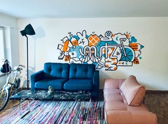 Office Mural – mutz