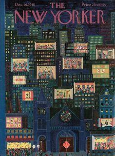 this isn't happiness™ (The New Yorker), Peteski #cover #yorker #illustration #magazine #new