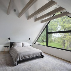 bedroom / Bruns Architecture