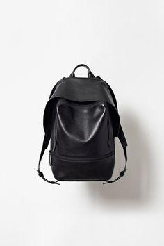 black leather bag #bag #leather #black