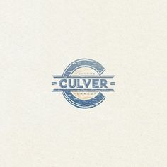 Culver Logo | Logo Design Gallery Inspiration | LogoMix