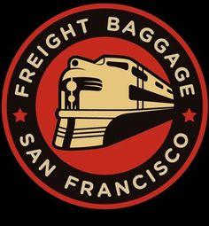 freightbaggage.org #logo #design
