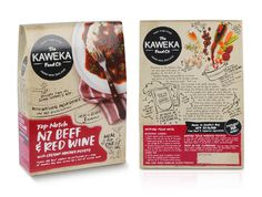 After_Kaweka #packaging #box #food