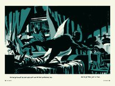 """Richard Stark's Parker, Vol. 1: The Hunter"" by Darwyn Cooke #parker #comics #khoi #cooke"