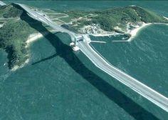 Les ponts de Google Earth   La boite verte #google #earth