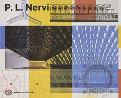 Max Huber, P. L. Nervi, 1956 #max #huber #design #graphic #1956 #poster