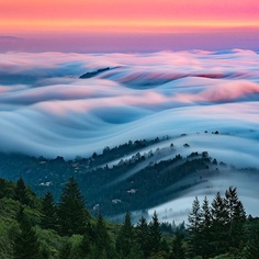 Outstanding Weather and Landscape Photography by Nicholas Steinberg