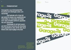 Nikolaj Kledzik – Art Direction & Graphic Design – Garage24 – Visual Identity #branding #guide #guidelines #identity #style