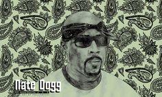 NateDogg_Wallpaper_by_Phillyatchi_preview.jpg (JPEG Image, 580x348 pixels) #dogg #rip #artwork #illustration #nate #213