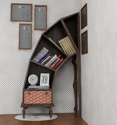 20+ Cool Decorative Shelving Ideas #ideas #shelving #decoration