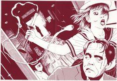 Suehiro Maruo #manga #eye