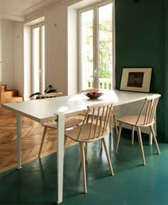 Modern Parisian Chic Apartment - InteriorZine