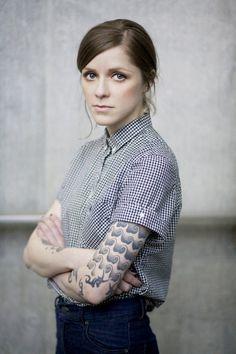 Lyla #tattoo #femme