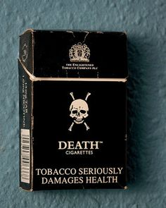 ONLY THE YOUNG DIE YOUNG #packaging