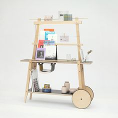 Carrello trolley from Madtastic #troley #shelving