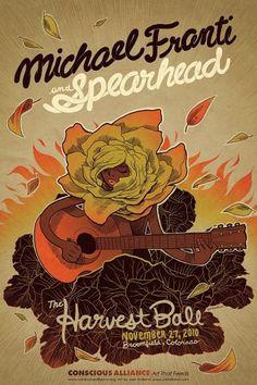 Josholland.com #holland #josh #denver #franti #colorado #art #spearhead #michael