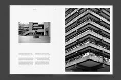 Béton brut / Brutalism - Joe Stratton #editorial