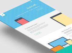 Perth : Free Flat HTML Template