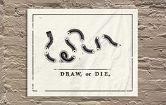 Draw or Die #draw #die #americana #or