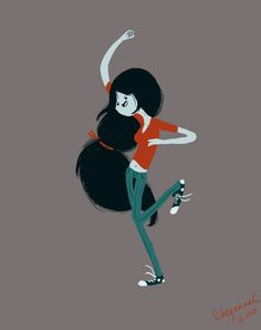 marceline1.jpg (JPEG Image, 520 × 658 pixels) #adventure #marceline #time