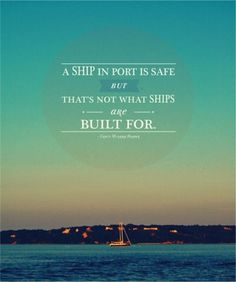 FFFFOUND! | i can read #quote #ship #typography