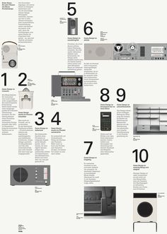Dieter Rams: Ten Principles by Bibliothèque #cc