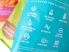 Angie\'s Kettle Corn   Brand Update on Packaging Design Served