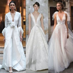 Hottest 2018 Wedding Dress Trends | Fashion & Wear - Geniusbeauty