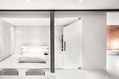 Espace St Denis_Anne Sophie Goneau 12 bedroom #interior #design #decor #deco #decoration